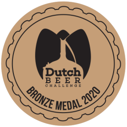 Dutch Beer Challenge 2020 - Bronze Medal